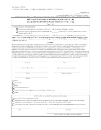 711 Abandonment Of Patent Application