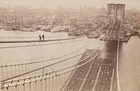 Who Designed The Brooklyn Bridge Behind The Brooklyn Bridge Wsj