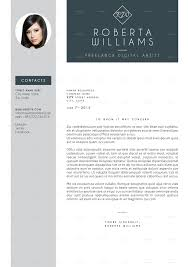 95 Indesign Resume Examples Free Resume Template In Photoshop Psd