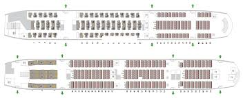 Airbus A380 Seating Chart Asiana Precise Airbus Industrie A380 800 Jet Seating Chart Airbus