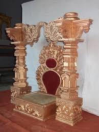 Thermocol Pillar Design Thermocol Makhar On Behance Thermocol Craft Pooja Room
