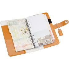 Websters Pages Color Crush Faux Leather Personal Planner Kit