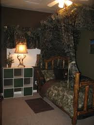 Camouflage Bedroom Ideas