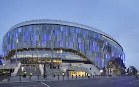 Text description provided by the architects. Tottenham Hotspur Stadium Schlaich Bergermann Partner