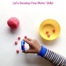 7 fine motor skills activities for kids