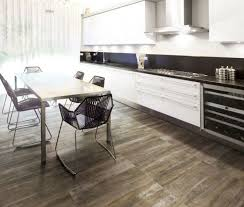 Beautiful Modern Kitchen Floor Tiles With Floating Cabinets And Porcelain On Decor
