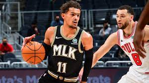Trae Young and the Atlanta Hawks will ...