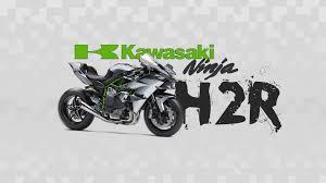 kawasaki ninja h2r motorcycle desktop background
