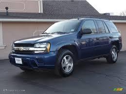 2006 Superior Blue Metallic Chevrolet TrailBlazer LS 4x4 #4563874 ...