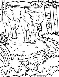 Coloring Pages For Kids Nature Printable Coloring Page For Kids