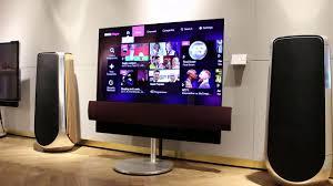 BeoVision Eclipse 4K, OLED, HDR, Smart TV. Bang & Olufsen of Manchester