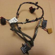saab wiring looms saab 9 3 93 door wiring loom passenger side rear genuine 2003 2007