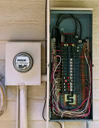 home inspection 101 electrical panel inspection the inspector one of the main safety concerns is a home s electrical system old wiring improper outlets and an outdated service panel are