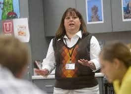 Teacher reaches kids of all levels - The Salt Lake Tribune