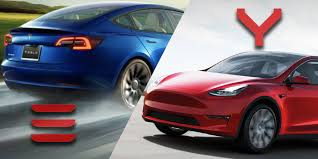 The model y moves indicate demand for tesla's electric vehicles is flagging in the company's home base of the united states, said vicki bryan. Tesla Model 3 Vs Model Y The Latest Generation Basics Compared Electrek