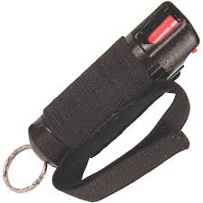 spitfire pepper spray. eliminator 3-in-1 hard case jogger pepper spray spitfire