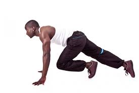mounn climbers 4 minute tabata workout routine