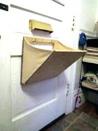mail slot in garage door door mailbox garage door mail slot mail slot catcher pouch basket