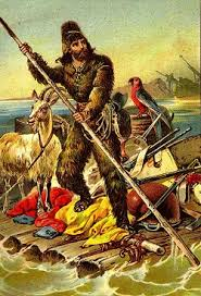 writing style of daniel defoe used in his novel robinson crusoe  robinson crusoe 1