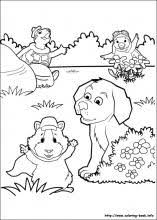 wonder pets 06_m wonder pets coloring pages on coloring book info on pets for coloring
