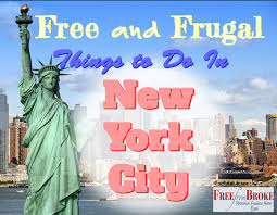 free or low cost in new york city
