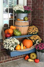 diy outdoor fall decor fall porch decorating ideas fall porch decor with plants and pumpkins on diy outdoor fall decor