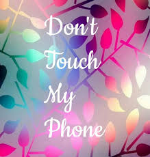 A collection of the top 28 don't touch my laptop wallpapers and backgrounds available for download for free. Don T Touch My Phone Pink Wallpapers Wallpaper Cave