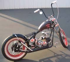cherry chopper mini moto