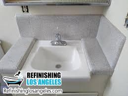 bathroom sink resurfacing los angeles