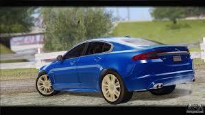 Jaguar XFR v1.0 2011 for GTA San Andreas