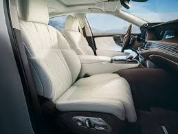 2018 lexus white. simple 2018 2018 lexus ls 500 white leather front seats for lexus