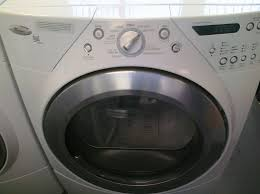Gas Washers And Dryers 9 Whirlpool Wgd9500tw Front Load Duet Steam Gas Dryer White