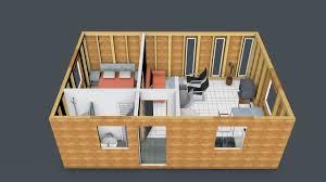 Gartenhaus aus Holz - Ihr kleines Wochenendhaus im Garten selber bauen