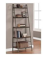 Elements Decorative Contemporary Modern Ladder Shelf