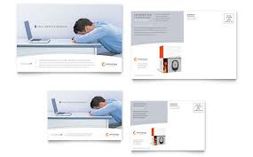 Postcard Template For Word Free Tri Fold Brochure Template Download Word Publisher Templates