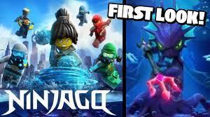 LEGO NINJAGO Season 15 Scuba Outfits & Villains Reveal - YouTube