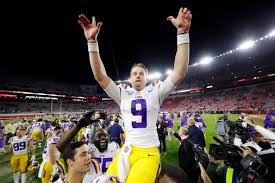 Joe Burrow <b>sparks No. 1</b> LSU past No. 2 'Bama in showdown - The ...