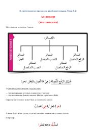 Контрольная работа по теме Местоимение файл 5 урок в формате word