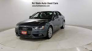 Looking For A 2013 Audi A4 4dr Sedan Automatic Quattro 2 0t Premium Plus Located In 2013 Audi A4 4dr Sedan Automatic Quattro 2 0t Prem Audi Audi A4 Jersey City