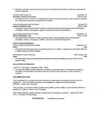 Counseling Resume Resume Templates