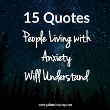 Panic Attack Quotes Custom 48 Quotes People Living With Anxiety Will Understand