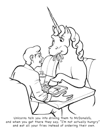 Funny Coloring Pages For Adults