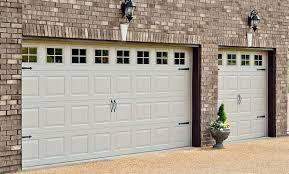almond garage doorGemini Garage Door Gallery