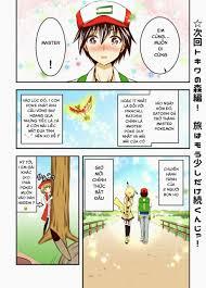 Usui Hon-Shuu No Suru Pokémon Chapter 4   Đọc truyện tranh online -  Hoitruyen.com