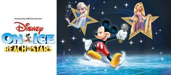 Disney On Ice Reach For The Stars Rogers Centre Toronto