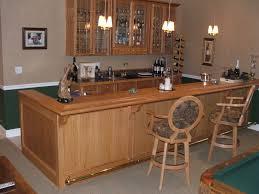 delightful design bar interior ideas arched table top wine cellar furniture