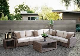 Patio Furniture Sectional