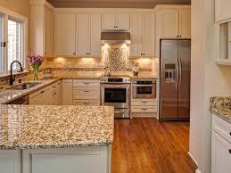 granite kitchen countertops with white cabinets. Kitchen White Cabinets With Granite Countertops | Giallo Napoli E