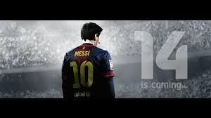 Messi FIFA 14