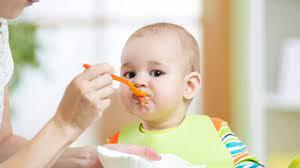 Bé 6 tháng tuổi ăn dặm mấy bữa 1 ngày và ăn được những gì? | Mẹ Khéo Chăm  Con : Chia sẻ kinh nghiệm nuôi con khỏe mạnh